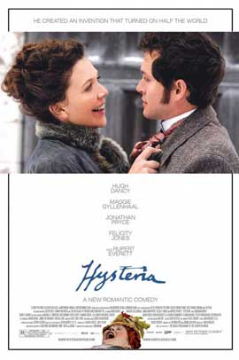 Hysteria - 11 x 17 Movie Poster - Style A