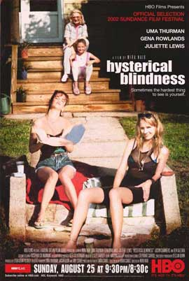 Hysterical Blindness - 27 x 40 Movie Poster - Style A
