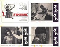 I, a Woman - 11 x 14 Movie Poster - Style E