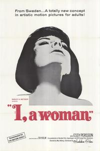 I, a Woman - 27 x 40 Movie Poster - Style A