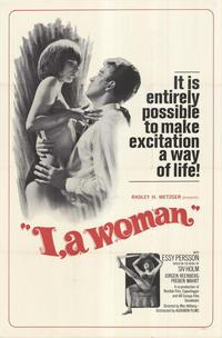 I, a Woman - 11 x 17 Movie Poster - Style B