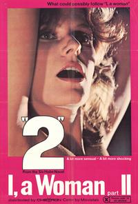 I, a Woman Part II - 27 x 40 Movie Poster - Style A