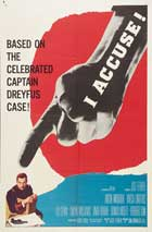 I Accuse - 11 x 17 Movie Poster - Style B