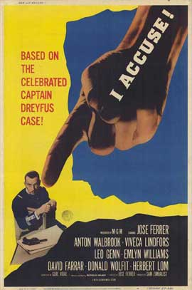 I Accuse - 11 x 17 Movie Poster - Style A