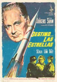 I Aim at the Stars - 11 x 17 Movie Poster - Spanish Style A