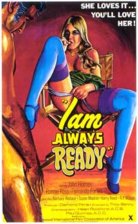I Am Always Ready - 11 x 17 Movie Poster - Style A