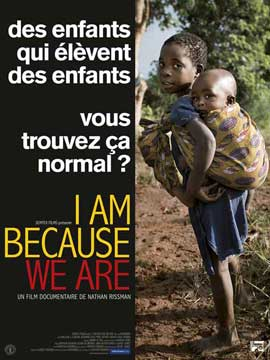 I Am Because We Are - 11 x 17 Movie Poster - French Style A