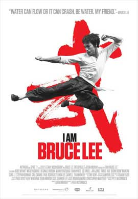 I Am Bruce Lee - 11 x 17 Movie Poster - Canadian Style A