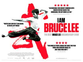 I Am Bruce Lee - 30 x 40 Movie Poster UK - Style A