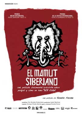 I am Cuba, the Siberian Mammoth - 27 x 40 Movie Poster - Spanish Style A