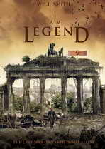 I Am Legend - 27 x 40 Movie Poster - Style D