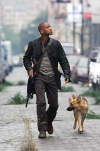 I Am Legend - 8 x 10 Color Photo #1