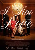 I Am Love - 11 x 17 Movie Poster - Canadian Style A