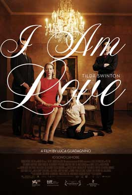 I Am Love - 11 x 17 Movie Poster - Style A