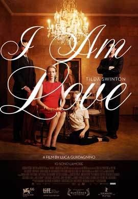 I Am Love - 27 x 40 Movie Poster - Canadian Style A