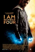 I Am Number Four - 11 x 17 Movie Poster - Style B