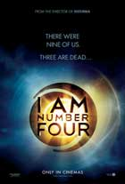 I Am Number Four - 11 x 17 Movie Poster - Style C