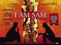 I Am Sam - 11 x 17 Movie Poster - Style B