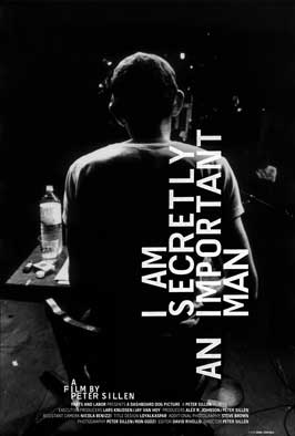 I Am Secretly an Important Man - 43 x 62 Movie Poster - Bus Shelter Style A