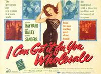 I Can Get It for You Wholesale - 11 x 14 Movie Poster - Style A