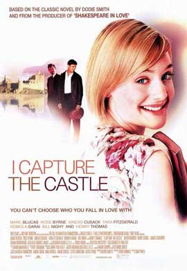 I Capture the Castle - 27 x 40 Movie Poster - Style A