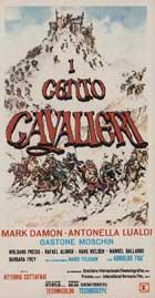I cento cavalieri - 11 x 17 Movie Poster - Italian Style A
