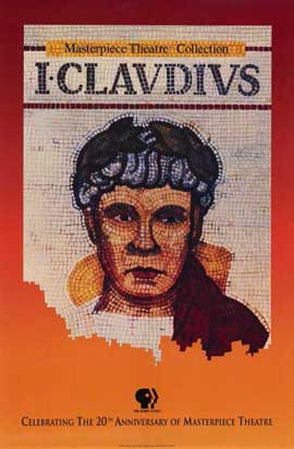 I, Claudius - 11 x 17 Movie Poster - Style A