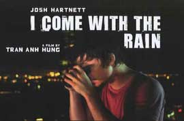 I Come with the Rain - 11 x 17 Movie Poster - Style B