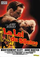 I Confess - 11 x 17 Movie Poster - French Style B