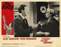 I Could Go on Singing - 11 x 14 Movie Poster - Style B