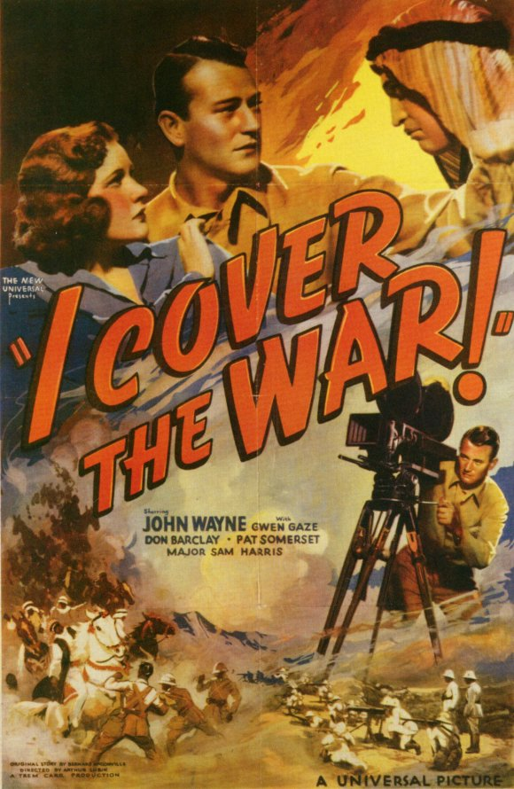 I Cover the War movie