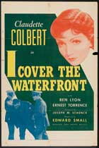 I Cover the Waterfront - 27 x 40 Movie Poster - Style A