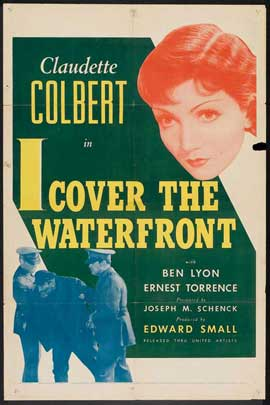 I Cover the Waterfront - 11 x 17 Movie Poster - Style A