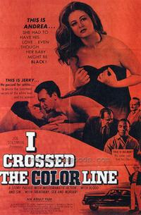 I Crossed the Color Line - 27 x 40 Movie Poster - Style A