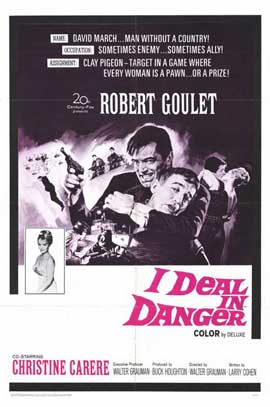 I Deal In Danger - 11 x 17 Movie Poster - Style A