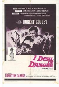 I Deal In Danger - 27 x 40 Movie Poster - Style A