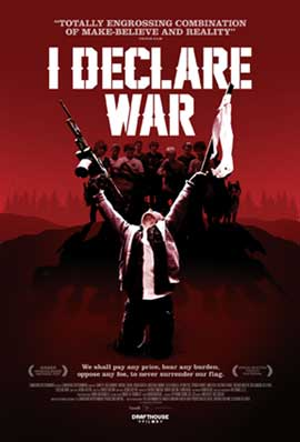 I Declare War - 11 x 17 Movie Poster - Canadian Style A