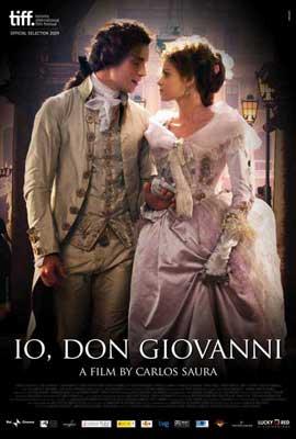 I, Don Giovanni - 11 x 17 Movie Poster - Italian Style A