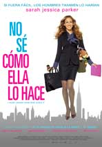 I Don't Know How She Does It - 11 x 17 Movie Poster - Peruvian Style A