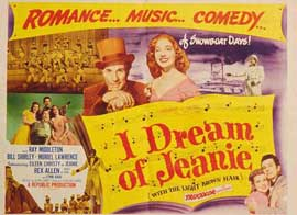 I Dream of Jeannie - 11 x 14 Movie Poster - Style A