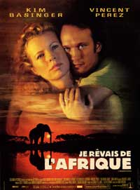 I Dreamed of Africa - 11 x 17 Movie Poster - French Style A