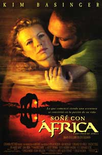I Dreamed of Africa - 11 x 17 Movie Poster - Spanish Style A