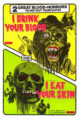 I Drink Your Blood - 11 x 17 Movie Poster - Style A