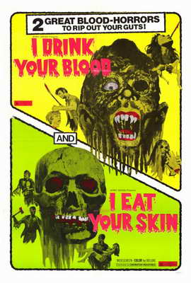 I Drink Your Blood - 27 x 40 Movie Poster - Style A