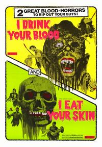 I Drink Your Blood - 43 x 62 Movie Poster - Bus Shelter Style A