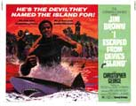 I Escaped from Devils Island - 22 x 28 Movie Poster - Half Sheet Style A