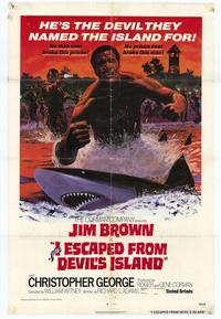 I Escaped from Devils Island - 11 x 17 Movie Poster - Style A