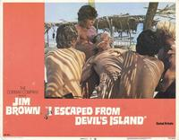 I Escaped from Devils Island - 11 x 14 Movie Poster - Style A