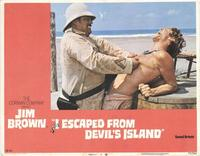 I Escaped from Devils Island - 11 x 14 Movie Poster - Style B