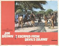 I Escaped from Devils Island - 11 x 14 Movie Poster - Style D